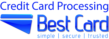 Best Card logo credit card processing